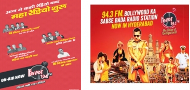 Fever FM launches in Hyderabad and UP