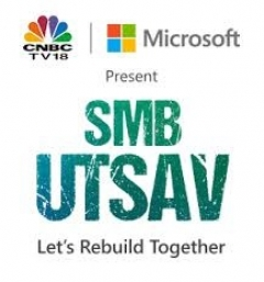 CNBC-TV18 and Microsoft announce Metalman Auto Pvt Ltd, as the first winner of their 3-month SMB event – SMB Utsav