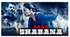 &pictures to screen the Indian spy thriller 'Naam Shabana'