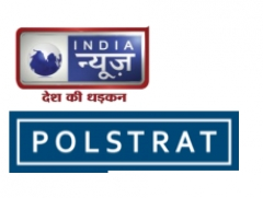 India News-Polstrat Exit Polls For General Elections 2019