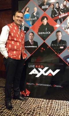AXN renews itself to retain its supremacy in the English Entertainment Genre