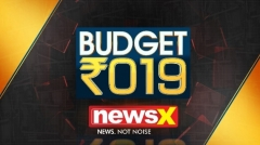 NewsX Gears Up for Union Budget with Special Programming 'Budget 2019'