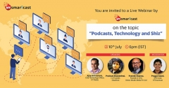 HT Smartcast launches Webinar Series on Podcasts