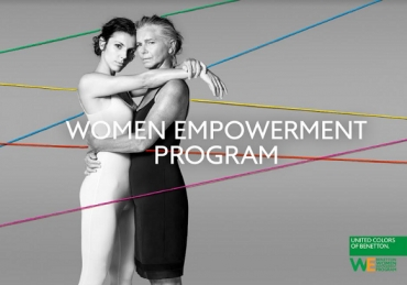 Benetton's Women Empowerment Program starts in Bangladesh and Pakistan