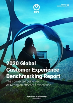 Global Customer Experience Benchmarking Report 2020