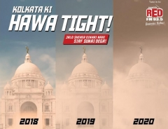 93.5 Red FM shows the way to fight air pollution with their latest campaign 'Kolkata Ki Hawa Tight'