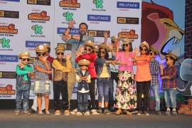 Discovery Kids launches Little Singham with Rohit Shetty