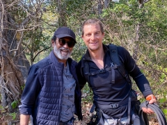 Discovery signs superstar Rajinikanth for the first episode of a new format series 'Into The Wild with Bear Grylls'