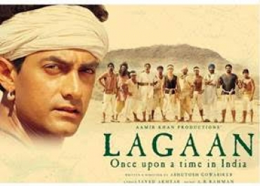 Watch the Cinematic masterpiece 'Lagaan'