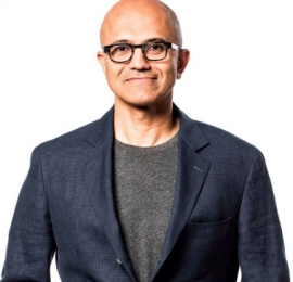 Satya Nadella to deliver keynote address at India Today Conclave Next 2017