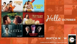 ZEE5 Global rings in the Festive Season with a star-studded lineup this October