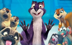 Discovery Kids to premiere The Nut Job