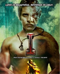 Zee Cinema presents the World Television Premiere of super-hit romantic thriller 'I'