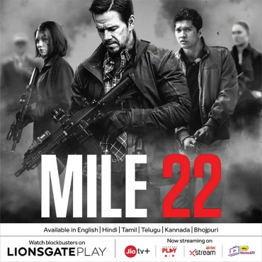 Lionsgate Play Premiers Mark Wahlberg Starrer Mile 22
