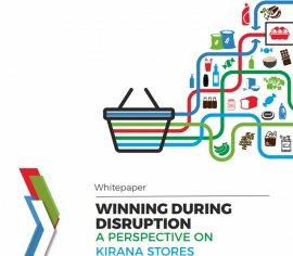 Winning During Disruption: A Perspective on Kirana Stores