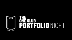 The One Club for Creativity Announces Global Portfolio Night 2019