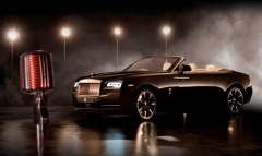 Rolls-Royce Dawn 'Inspired by Music' Takes to the Stage
