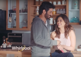 Whirlpool ropes in Kriti Sanon and Sushant Singh Rajput as its new Brand Ambassadors