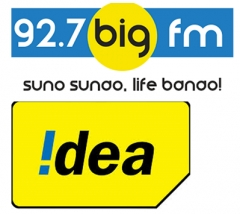 92.7 BIG FM's and  Idea Cellular launch India Sharing Season Campaign