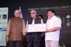 56 of the finest in journalism win Ramnath Goenka Excellence awards