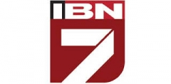 A new look for IBN7 evening prime time