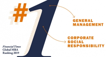 UVA Darden Tops Financial Times Global MBA Ranking for Management and Corporate Social Responsibility
