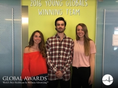 Young Globals Award Winners/Internships Announced