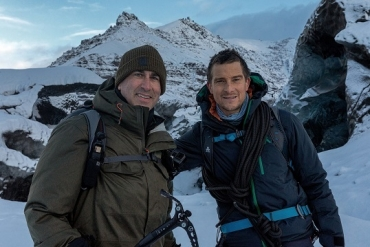 Running Wild with Bear Grylls comes to National Geographic
