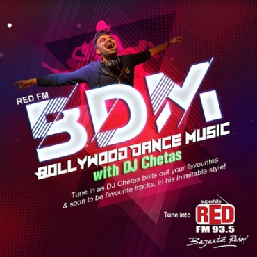 Red FM brings you a groovy new show across 21 cities