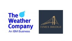 The Weather Company and Times Bridge announce Strategic Alliance