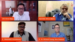 1 Play Sports Live-Streamed Indian Olympic Education Committee Webinar