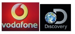 Discovery partners with Vodafone Play