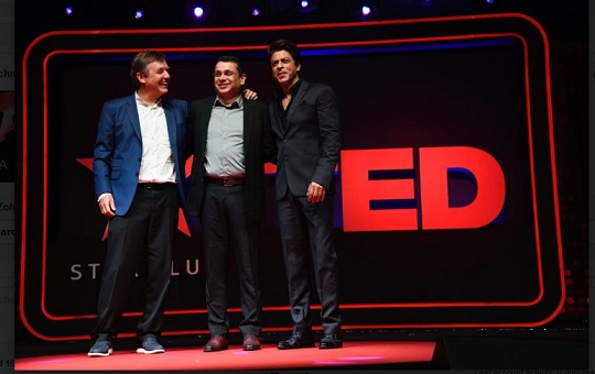 TED Talks India Nayi Soch with Shah Rukh Khan coming soon on Star Plus