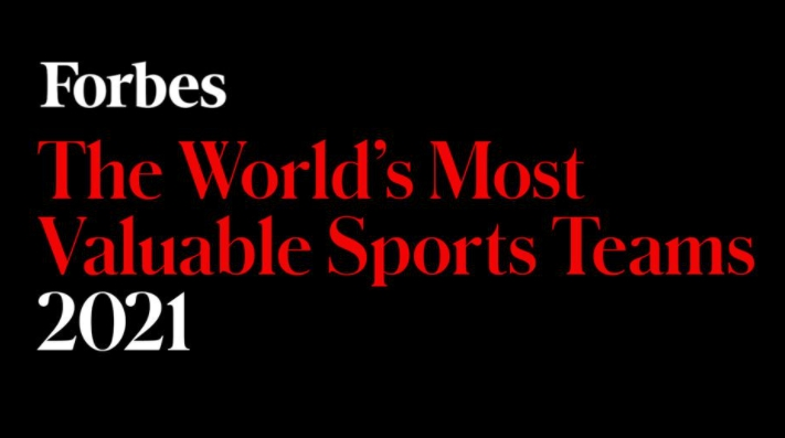 Forbes Unveils Its Annual List Of The World's Most Valuable Sports Teams