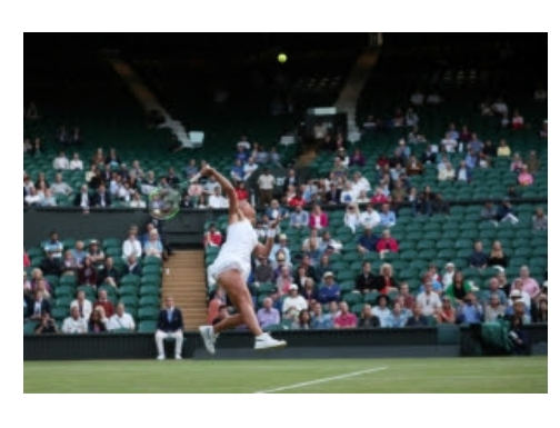Wimbledon: content monetization takes centre court