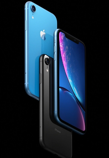 Apple introduces iPhone XR