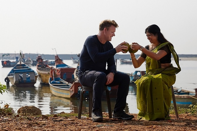 Gordon Ramsay: Uncharted Season Two Premieres Sunday on National Geographic
