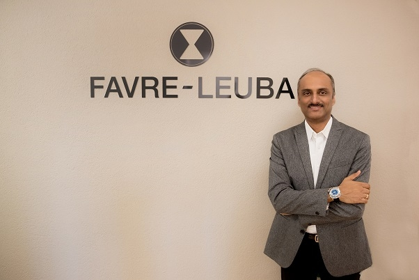 Favre-Leuba appoints Mr. Vijesh Rajan as Business Head