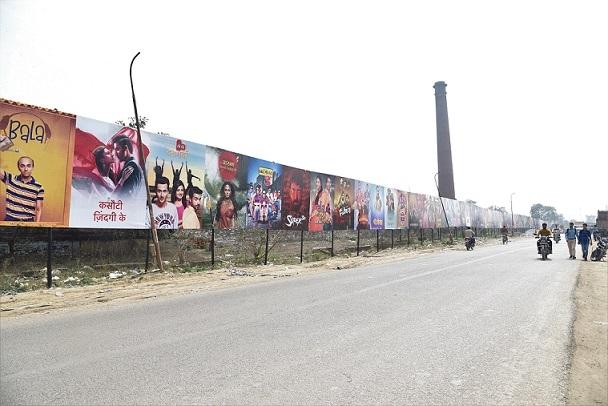 Hotstar unveils India's longest billboard