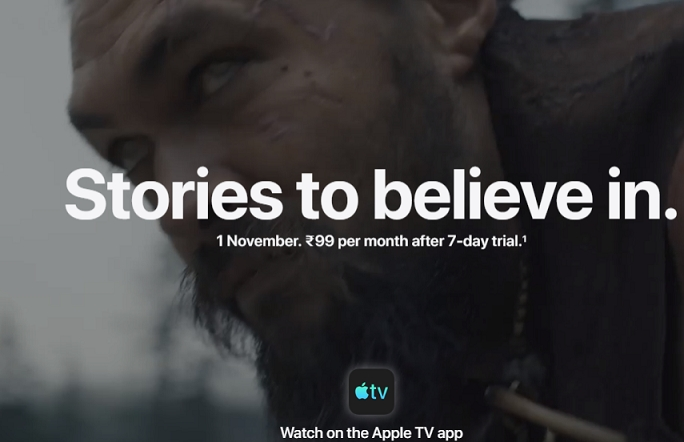 Apple's $6bn original content spend will see it leapfrog Netflix and most of the majors