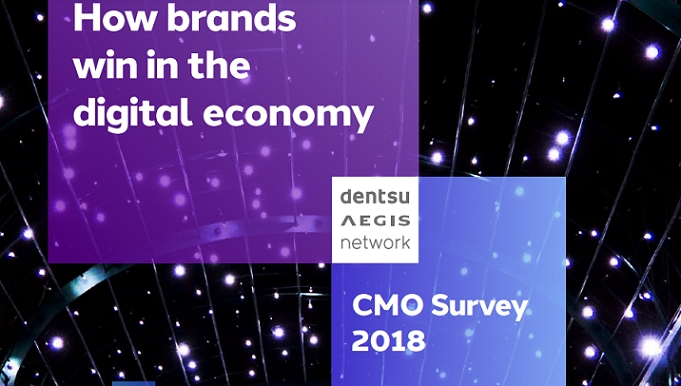 CMO Survey 2018: How brands win in the digital economy