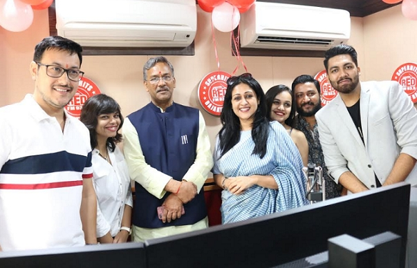 93.5 RED FM launches in Dehradun