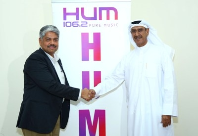 Zee Entertainment acquires UAE's first and leading Radio Station, Hum 106.2 FM