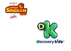 "Discovery Kids launches ""Little Singham Squad"""