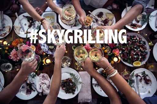 Grey Group Singapore sizzles with 'SkyGrillers' for Weber Asia