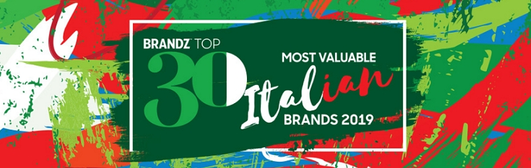 Top 30 Most Valuable Italian Brands grow 14% in total value