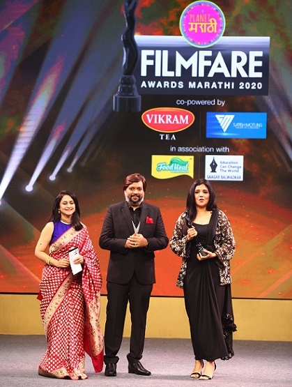 Filmfare successfully concludes the fifth edition of Planet Marathi presents Filmfare Awards Marathi 2020 on a rousing note