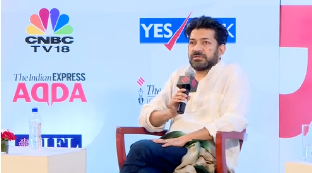 Express Adda with Dr Siddhartha Mukherjee, Oncologist and stem cell biologist