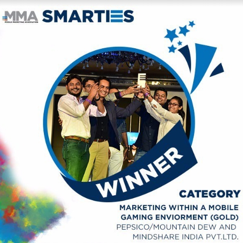 Mindshare and Diageo win big at the Mobile Marketing Association SMARTIES™ India awards 2017