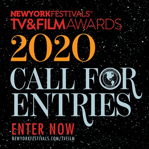 New York Festivals 2020 TV & Films Awards is Open for Entries